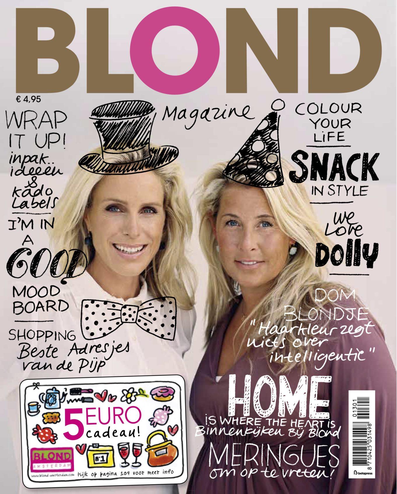 Blond Magazine