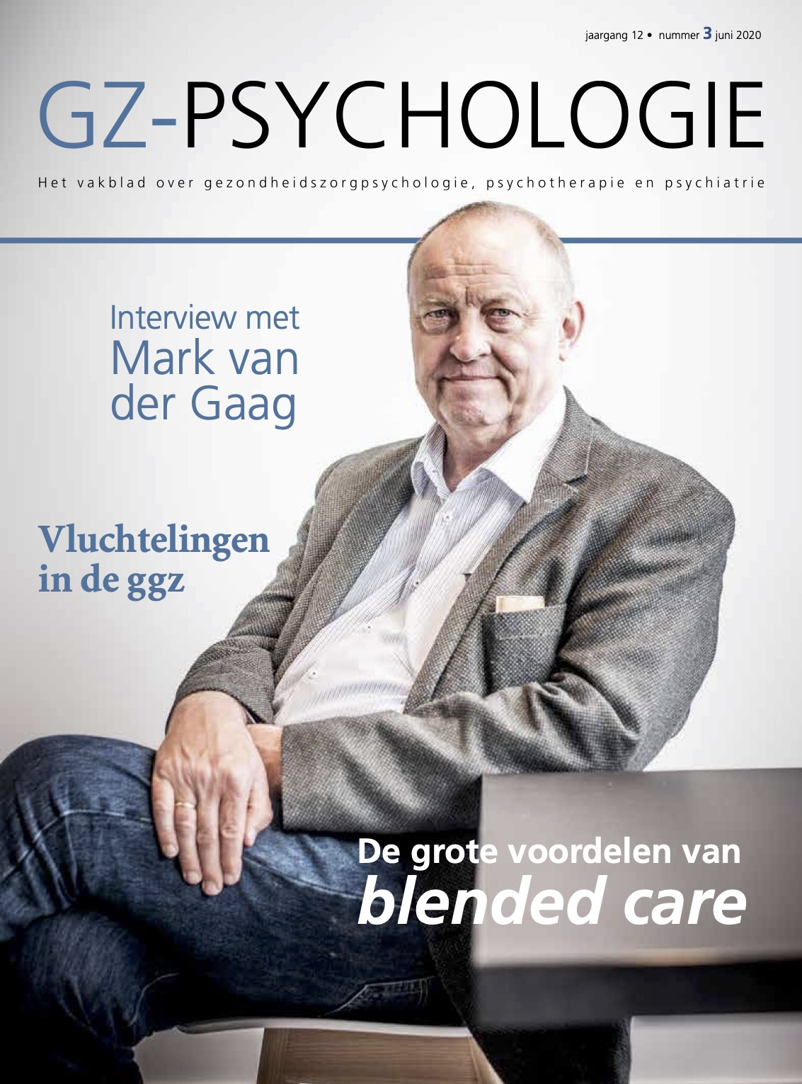 Restyling GZ-Psychologie vakblad